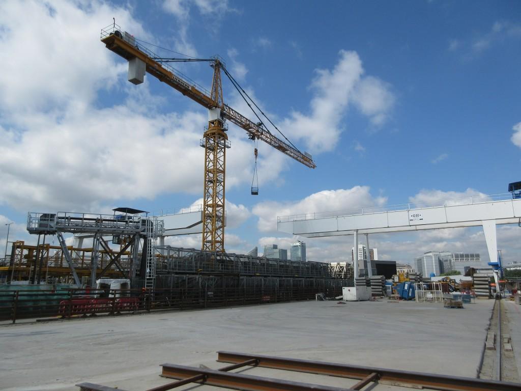 Ketahui 5 Bagian Penting Pada Tower Crane